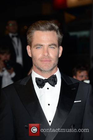 Chris Pine - 69th Cannes Film Festival - 'Hands of Stone' - Premiere at Cannes Film Festival - Cannes, France...