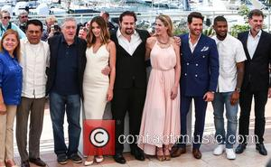 Roberto Duran, Robert De Niro, Usher, Edgar Ramirez, Ana De Armas and Jonathan Jakubowicz