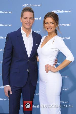 Jason Kennedy and Maria Menounos