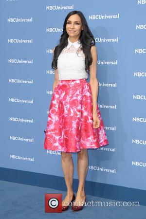 Famke Janssen - NBC Universal 2016 Upfront Presentation - Arrivals - New York, New York, United States - Monday 16th...