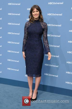Mandy Moore - NBC Universal 2016 Upfront Presentation - Arrivals - New York, New York, United States - Monday 16th...