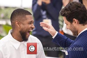 Usher Raymond Iv and Edgar Ramirez