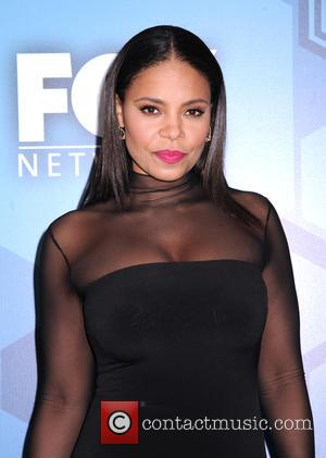 Sanaa Lathan - FOX 2016 Upfront held at Wollman Rink, Central Park - Arrivals at Central Park - New York,...