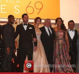 Usher, Edgar Ramirez, Ana De Armas, Robert De Niro and Roberto Duran