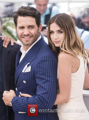 Edgar Ramirez and Ana De Armas