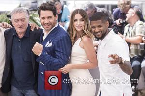 Robert De Niro, Edgar Ramirez, Contestant and Usher Raymond Iv