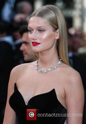 Toni Garrn - 69th Cannes Film Festival - 'Loving' - Premiere at Palais de Festivals, Cannes Film Festival - Cannes,...