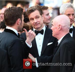 Colin Firth and Joel Edgerton