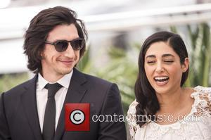 Adam Driver and Golshifteh Farahani