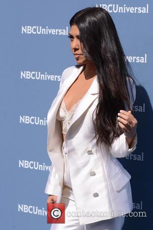 Kourtney Kardashian - NBC Universal 2016 Upfront Presentation - Arrivals - New York, New York, United States - Monday 16th...