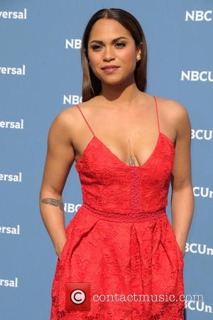 Monica Raymund - NBC Universal 2016 Upfront Presentation - Arrivals - New York, New York, United States - Monday 16th...
