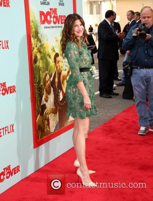 Kathryn Hahn - Premiere of Netflix's 'The Do Over' held at Regal LA LIVE Stadium 14 - Arrivals at Regal...