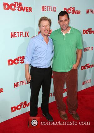 David Spade and Adam Sandler