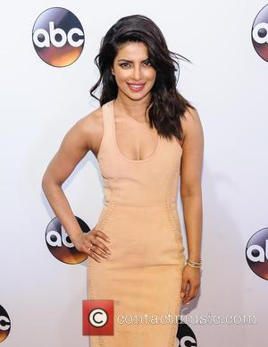 Priyanka Chopra - 2016 ABC Upfront at David Geffen Hall - New York, New York, United States - Tuesday 17th...