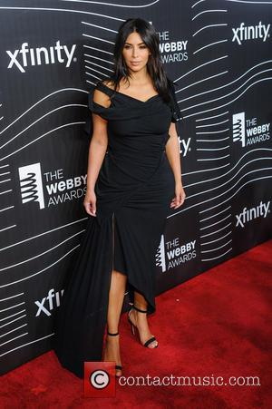 Kim Kardashian - 20th Annual Webby Awards held at the Cipriani Wall Street in New York City - New York,...