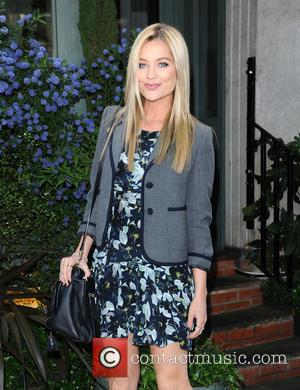 Laura Whitmore - Celebrities attend a private breakfast to celebrate ethical fashion brand Beulah London's new summer collections - London,...