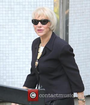 Helen Mirren - Helen Mirren outside ITV Studios - London, United Kingdom - Tuesday 17th May 2016