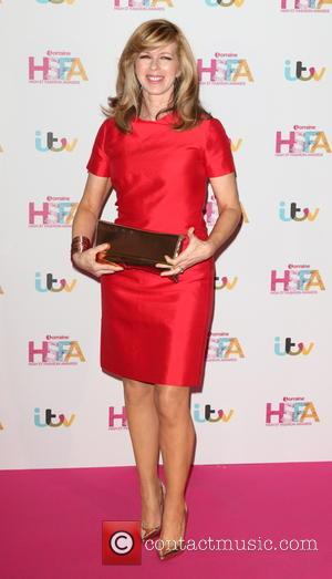 Kate Garraway - Lorraine High Street Fashion Awards at the Grand Connaught Rooms, London at Grand Connaught Rooms - London,...
