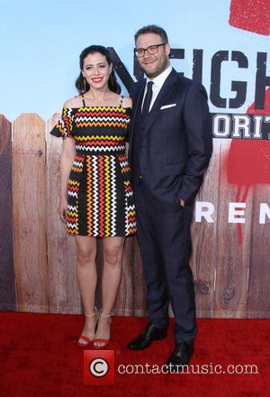 Seth Rogen and Wife Lauren Miller