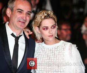 Olivier Assayas and Kristen Stewart