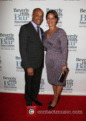 Rocky Carroll and Gabrielle Bullock