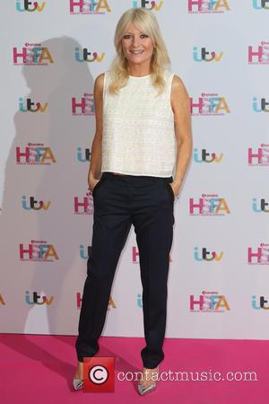 Gaby Roslin - Lorraine Kelly's High Street Fashion Awards held at the Grand Connaught Rooms - Arrivals - London, United...