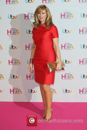 Kate Garraway - Lorraine Kelly's High Street Fashion Awards held at the Grand Connaught Rooms - Arrivals - London, United...
