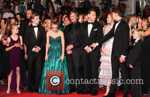 Viggo Mortensen, Matt Rossannalise Basso, Charlie Shotwell and Shree Crooks