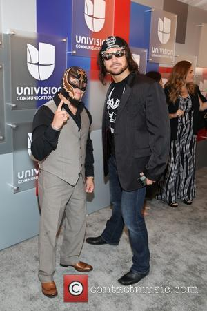 Rey Mysterio and Johnny Mundo