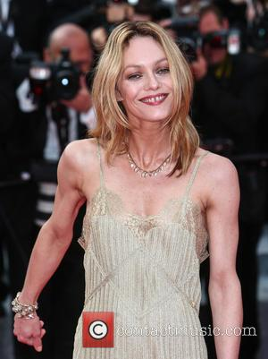 Vanessa Paradis - The red carpet arrivals for the screening of