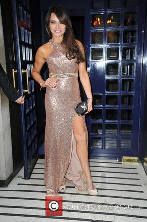 Lizzie Cundy - Lizzie Cundy's birthday party at Tramp at Tramo Jermyn Street London - London, United Kingdom - Wednesday...