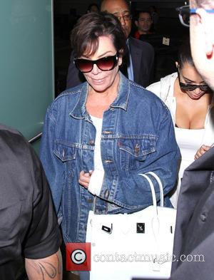 Kris Jenner 'Ok' After Car Crash