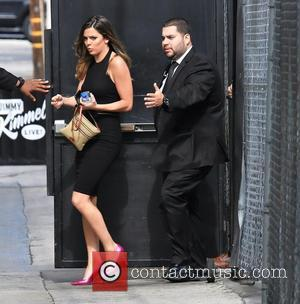 Katie Nolan - Celebrities outside the 'Jimmy Kimmel Live!' studios at Jimmy Kimmel studio - Los Angeles, California, United States...