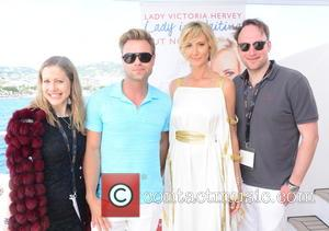Lady Victoria Hervey, Lady Victoria Hrvey and Guests