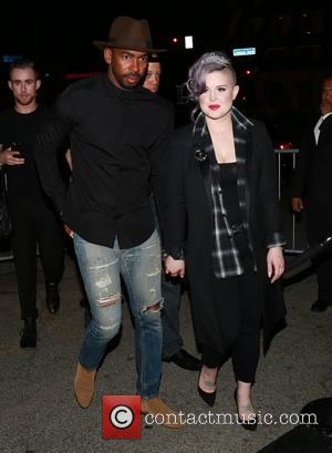 Kelly Osbourne , male companion - Zoe Kravitz celebrates her new role with Yves Saint Laurent Beauty at Gibson Brands...