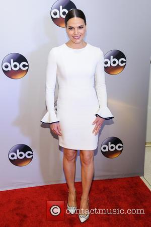 Lana Parrilla - 2016 ABC Upfront at David Geffen Hall - New York, New York, United States - Wednesday 18th...