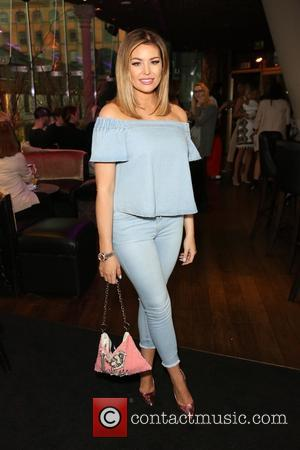 Jessica Wright - Launch Party for Ferne McCann's autobiography, 'Cross My Hear', hosted by Ginger Martini. at Gilgamesh - London,...