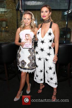 Lydia Bright and Ferne Mccann