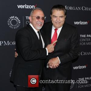 Emilio Estefan and Don Francisco (mario Kreutzberger)