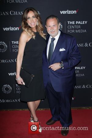Lili Estefan and Raul De Molina
