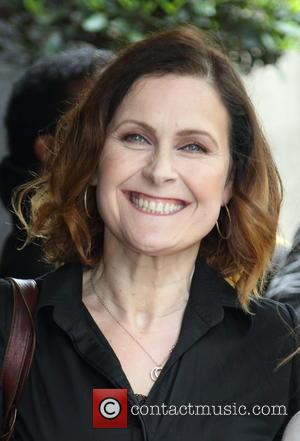 Alison Moyet - Ivor Novello Awards at the Grosvenor House Hotel, Park Lane, London at Grosvenor House Hotel, Park Lane,...