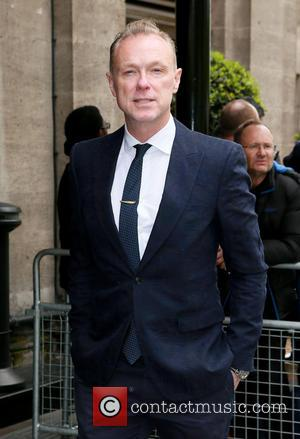 Gary Kemp - The Ivor Novello Awards, London, Britain at Ivor Novello Awards - London, United Kingdom - Thursday 19th...
