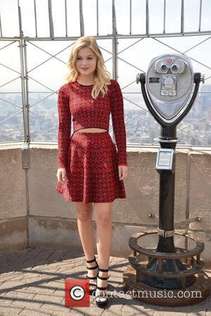 Olivia Holt - Olivia Holt at the top of the Empire State building - Manhattan, New York, United States -...