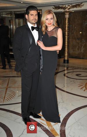 Katherine Jenkins - Care After Combat Ball at the Dorchester Hotel at Dorchester Hotel London, Dorchester Hotel - London, United...