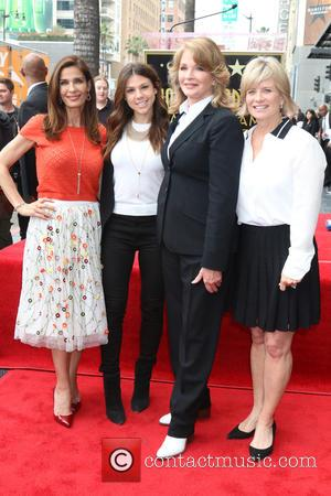 Kristian Alfonso, Kate Mansi, Deidre Hall and Mary Beth Evans