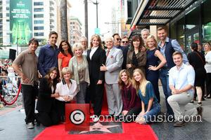 Deidre Hall and Dool Cast