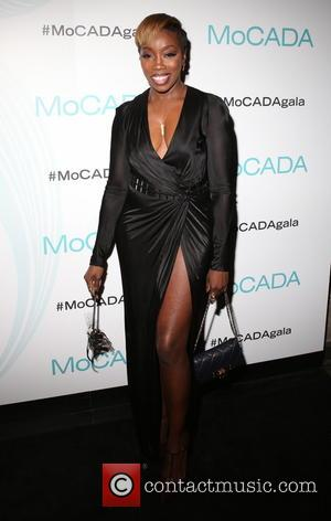 Estelle - 2nd Annual Masquerade Ball held at The Brooklyn Academy of Music, honoring Derrick Adams, The Rockefeller Foundation &...