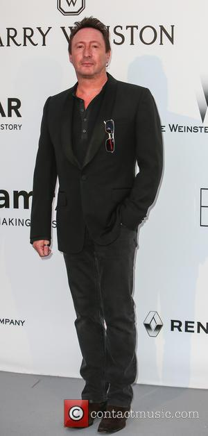 Julian Lennon - Red carpet arrivals for the amfAR fundraiser event at Hotel Du Cap Eden Roc at Hotel Du...