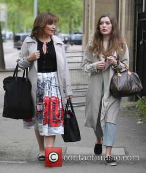 Lorraine Kelly and Rosie Kelly Smith