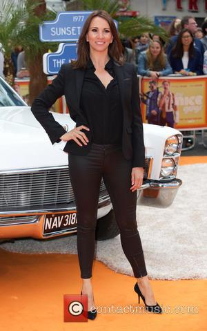 Andrea Mclean - 'The Nice Guys' U.K. Premiere - Arrivals at Odeon, Leicester Square - London, United Kingdom - Thursday...